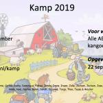 Uitnodiging kamp 2019 Definitief