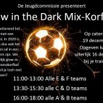 Glow In The Dark Korfbal